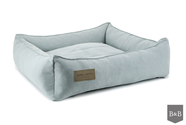 HUNDEBETT URBAN GRAU VON BOWL AND BONE REPUBLIC