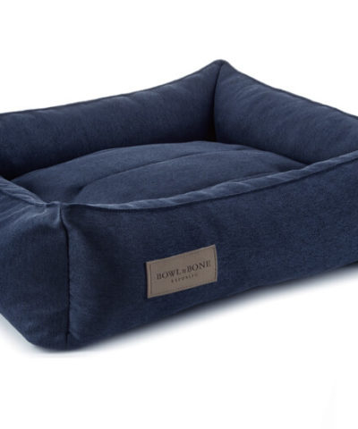 HUNDEBETT URBAN NAVY VON BOWL AND BONE REPUBLIC