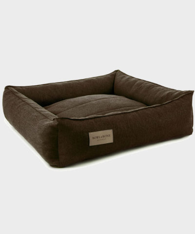 HUNDEBETT URBAN BRAUN VON BOWL AND BONE REPUBLIC