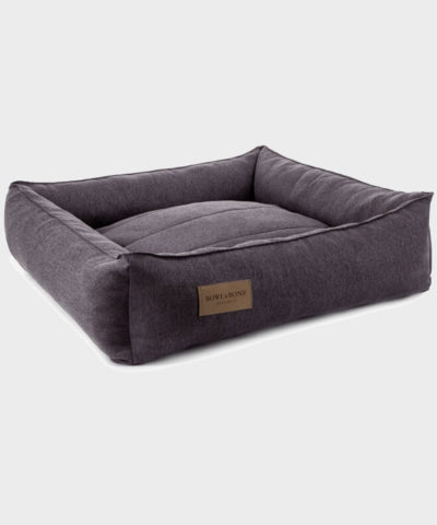 HUNDEBETT URBAN GRAPHIT VON BOWL AND BONE REPUBLIC