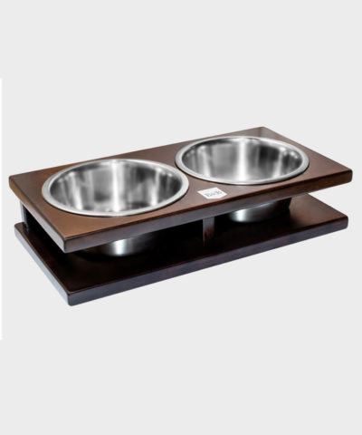 HUNDENAPF GRANDE CHESTNUT VON BOWL AND BONE REPUBLIC