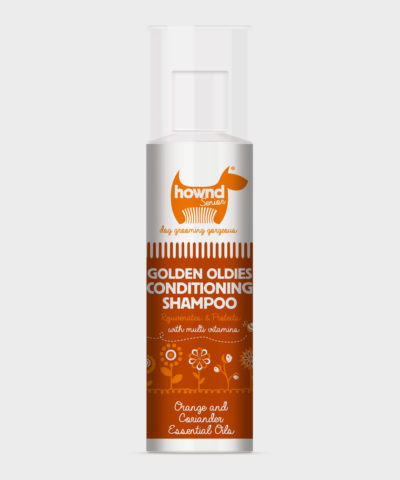 Golden Oldies Conditioning Hundeshampoo von Hownd | Fellpflege