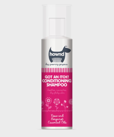 Got An Itch? Conditioning Hundeshampoo von Hownd | Fellpflege