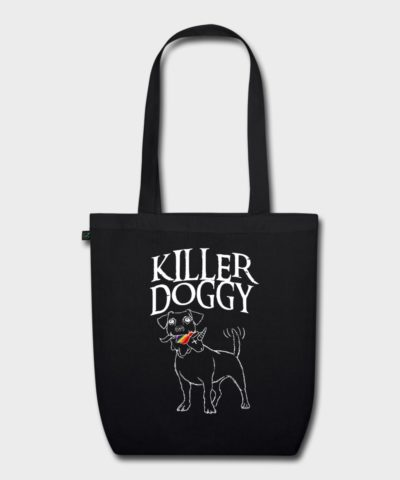 Killer Doggy Unicorn | Bio - Stoffbeutel