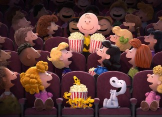 Peanuts - Der Film Header