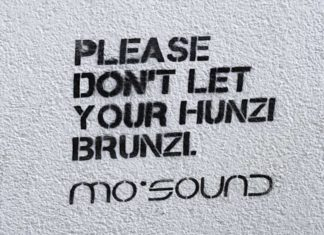 Wiener Wauzis - Don't let your hunzi brunzi