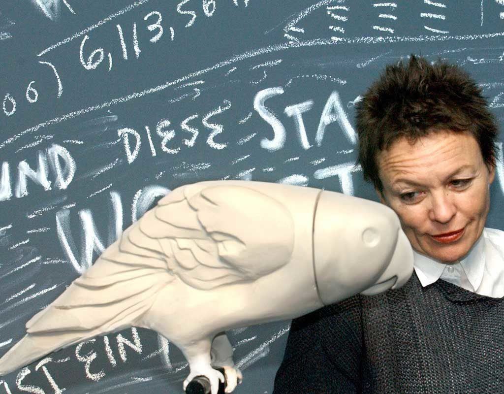 """Heart of a Dog"" - US-Künstlerin Laurie Anderson wird 70"