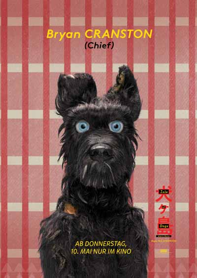 Isle of Dogs CHIEF